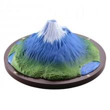 000_【モリナガ・ヨウの立体図鑑】 KD-001 富士山