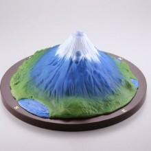 002_【モリナガ・ヨウの立体図鑑】 KD-001 富士山