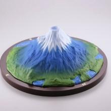 003_【モリナガ・ヨウの立体図鑑】 KD-001 富士山