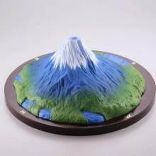004_【モリナガ・ヨウの立体図鑑】 KD-001 富士山