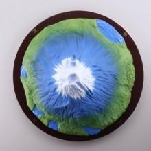 005_【モリナガ・ヨウの立体図鑑】 KD-001 富士山