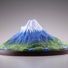 006_【モリナガ・ヨウの立体図鑑】 KD-001 富士山