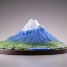 008_【モリナガ・ヨウの立体図鑑】 KD-001 富士山