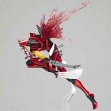 【レガシーOFリボルテック】 LR-035 エヴァンゲリオン2号機 獣化第2形態 「ザ・ビースト」5