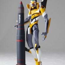 【レガシーOFリボルテック】 LR-036 エヴァンゲリオン零号機(改)4