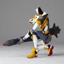 【レガシーOFリボルテック】 LR-036 エヴァンゲリオン零号機(改)5
