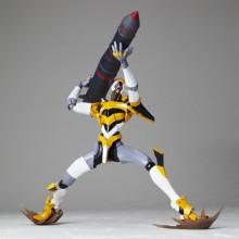 【レガシーOFリボルテック】 LR-036 エヴァンゲリオン零号機(改)6