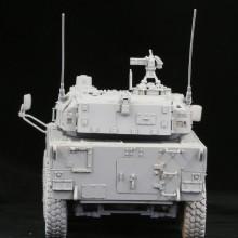 1/35 陸上自衛隊 機動戦闘車 (試作タイプ) レジンキャストキット.07