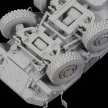 1/35 陸上自衛隊 機動戦闘車 (試作タイプ) レジンキャストキット.08