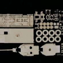1/35 陸上自衛隊 機動戦闘車 (試作タイプ) レジンキャストキット.09