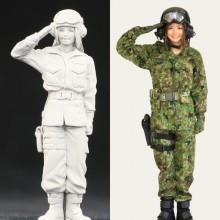 1/35 陸上自衛隊 機動戦闘車 (試作タイプ) レジンキャストキット.10