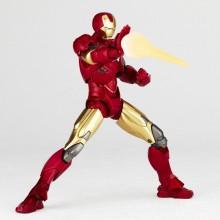 【レガシーOFリボルテック/特撮リボルテック】 LR-040 アイアンマン マーク6.04