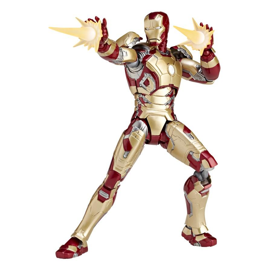 【レガシーOFリボルテック/特撮リボルテック】 LR-043 アイアンマン マーク42.01-1