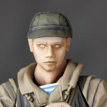 rmex-002 「MGSⅤ:TPPソ連軍兵士」.11
