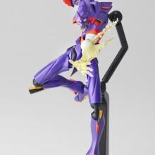 【レガシーOFリボルテック】 LR-038 エヴァンゲリオン覚醒版初号機.03