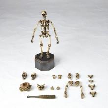 【KT Project】 KT-006 タケヤ式自在置物/骸骨 (がいこつ) 着彩.12