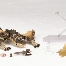 Vulcanlog 002 モンハンリボ ティガレックス亜種.06