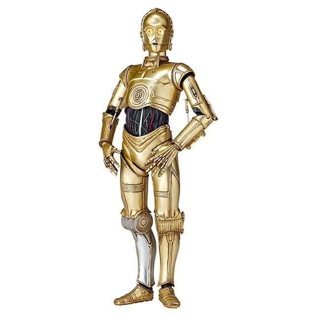 【STAR WARS:REVO】 No.003 C-3PO-1