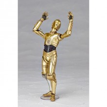 【STAR WARS:REVO】 No.003 C-3PO-3