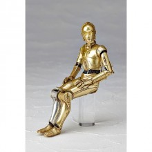 【STAR WARS:REVO】 No.003 C-3PO-7