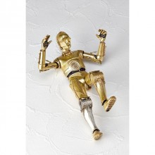【STAR WARS:REVO】 No.003 C-3PO-9