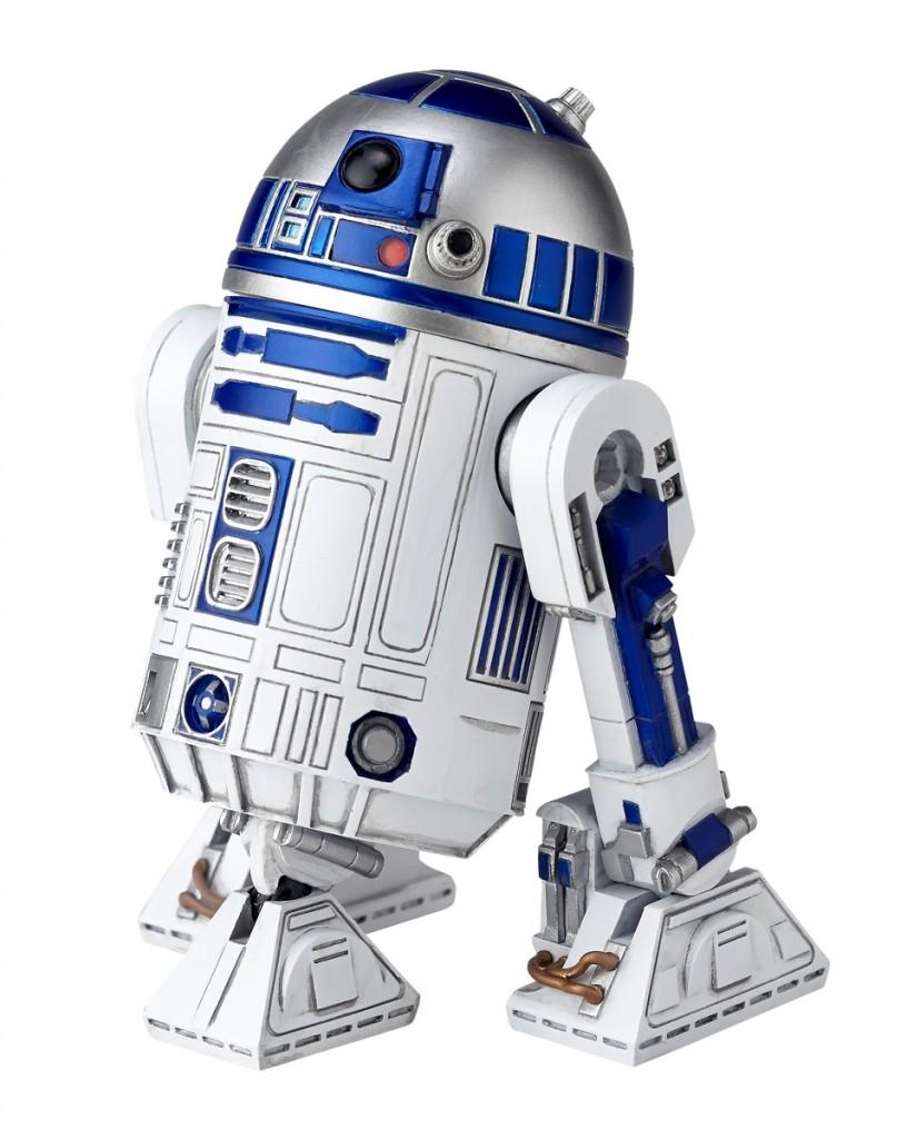 【STAR WARS:REVO】 No.004 R2-D2-1