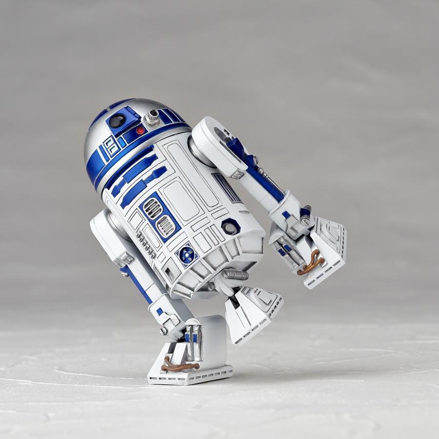 Star Wars Revo No 004 R2 D2 5 海洋堂