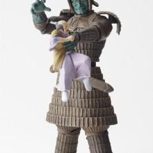 【特撮リボルテック】 002 大魔神.01