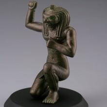 ペエのホルス神像