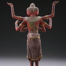 阿修羅像(フル彩色)