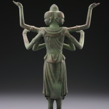 阿修羅像(ブロンズ)