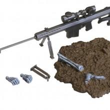 バレットM82/M107 + オプションハンドセットA