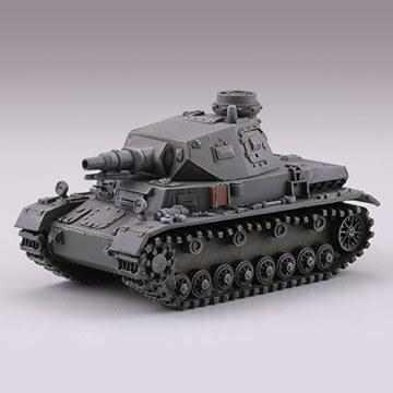 Ⅳ号戦車D型[ドイツ] (ジャーマングレー)