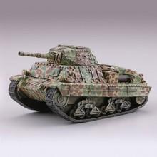 P-40重戦車[イタリア](三色迷彩)
