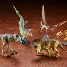 最強恐竜 全5種