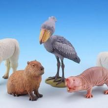 珍獣動物園 全5種