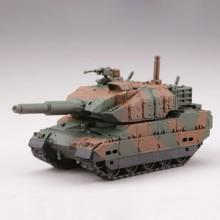 10式戦車【二色迷彩】