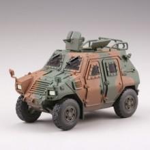 軽装甲機動車【二色迷彩】