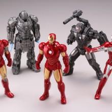 アイアンマンアーマーコレクション 全5種