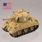 M4中戦車【ダークイエロー】
