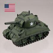 M4中戦車【オリーブドラブ】