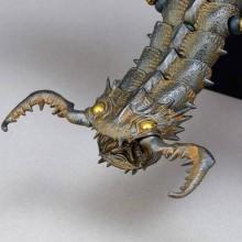 蛇螻蛄(へびけら) 鉄錆地調
