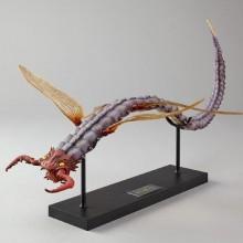 蛇螻蛄(へびけら) 着彩