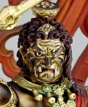 タケヤ式自在置物 不動明王 <黄不動>