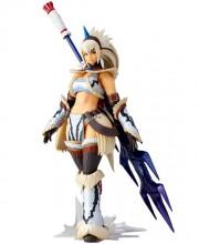 Vulcanlog 020 モンハンリボ ハンター女剣士 キリンシリーズ