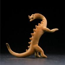 アカンバロ恐竜土偶B