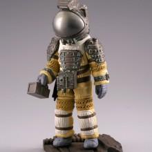 ノストロモ号船外活動用宇宙服