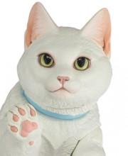 ソフビトイボックス 016B 白ネコ マンチカン