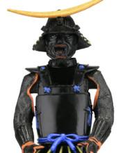 miniQ ミニチュアキューブ003 伊達政宗の具足