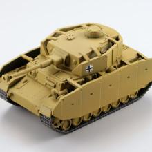 Ⅳ号戦車H型/ダークイエロー